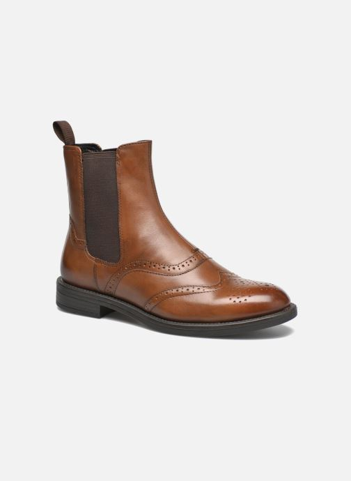 Boots en enkellaarsjes Vagabond Shoemakers AMINA 4203-001 Bruin detail