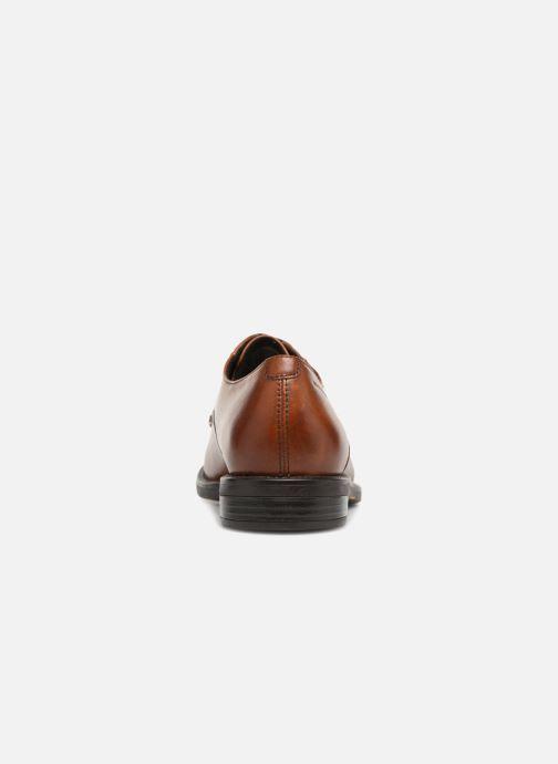 Zapatos con cordones Vagabond Shoemakers AMINA 4203-201 Marrón vista lateral derecha