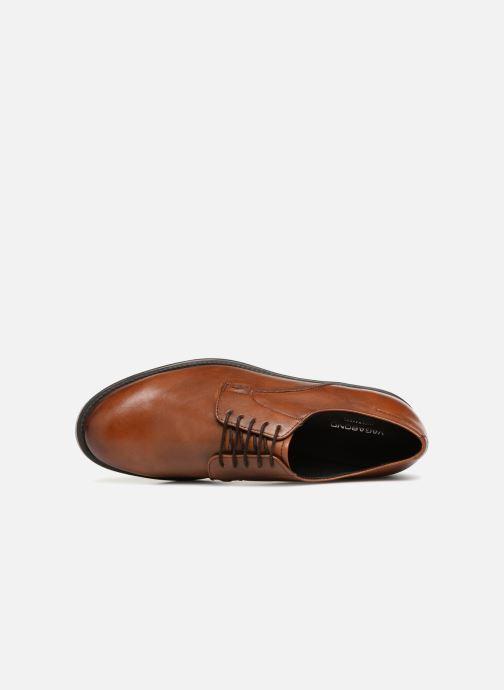 Zapatos con cordones Vagabond Shoemakers AMINA 4203-201 Marrón vista lateral izquierda