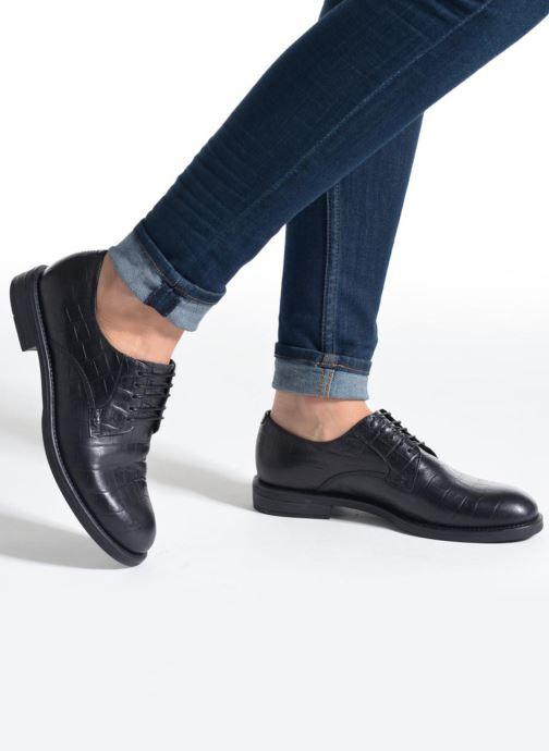 Zapatos con cordones Vagabond Shoemakers AMINA 4203-208 Negro vista de abajo