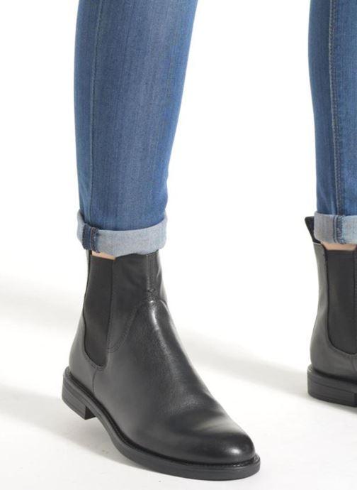 Stiefeletten & Boots Vagabond Shoemakers AMINA 4203-801 braun ansicht von unten / tasche getragen
