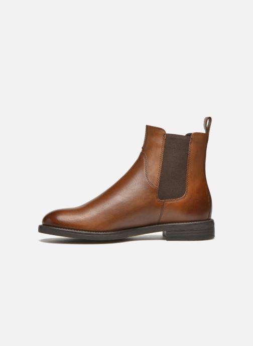 Boots en enkellaarsjes Vagabond Shoemakers AMINA 4203-801 Bruin voorkant
