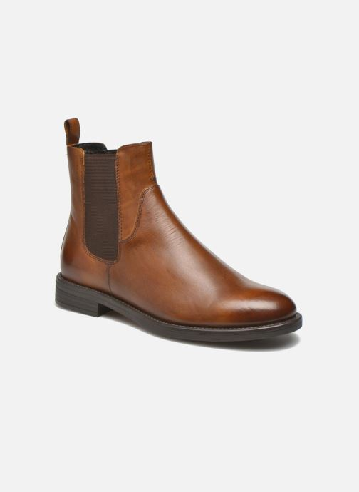Boots en enkellaarsjes Vagabond Shoemakers AMINA 4203-801 Bruin detail