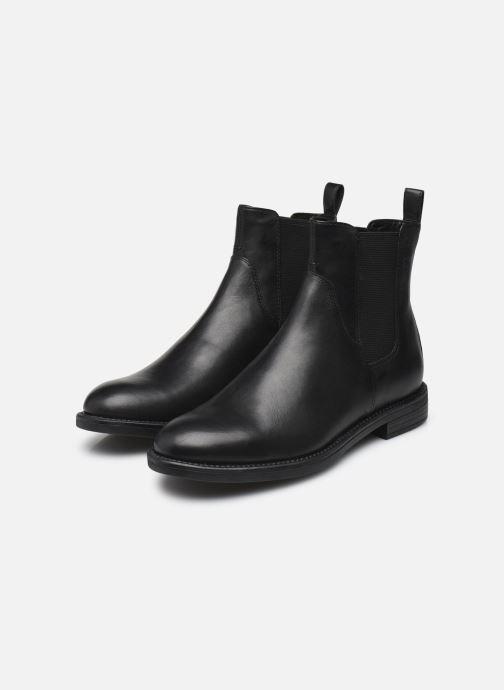 Bottines et boots Vagabond Shoemakers AMINA 4203-801 Noir vue bas / vue portée sac