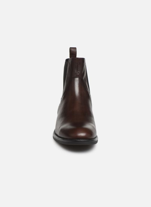 Bottines et boots Vagabond Shoemakers AMINA 4203-801 Marron vue portées chaussures