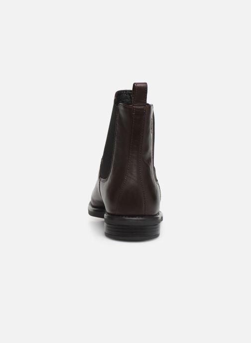 Ankelstøvler Vagabond Shoemakers AMINA 4203-801 Brun Se fra højre