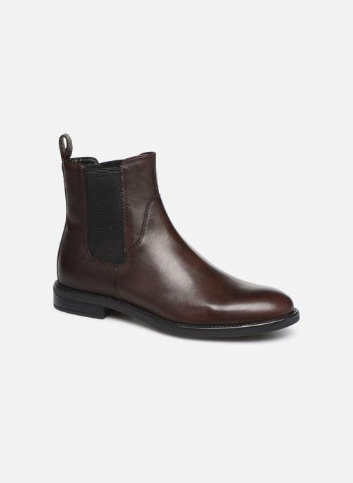 Ankelstøvler Vagabond Shoemakers AMINA 4203-801 Brun detaljeret billede af skoene