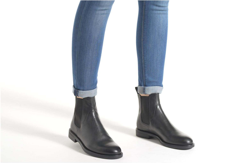 Bottines et boots Vagabond Shoemakers AMINA 4203-801 Marron vue bas / vue portée sac