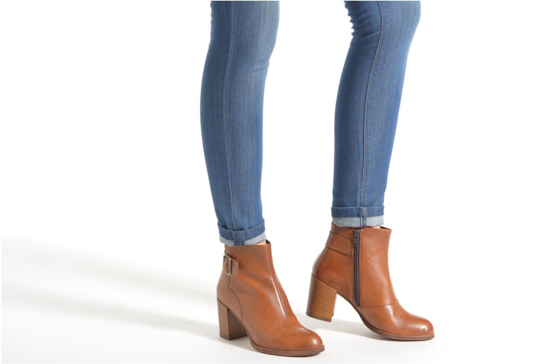 Bottines et boots Vagabond Shoemakers ANNA 4221-101 Noir vue bas / vue portée sac