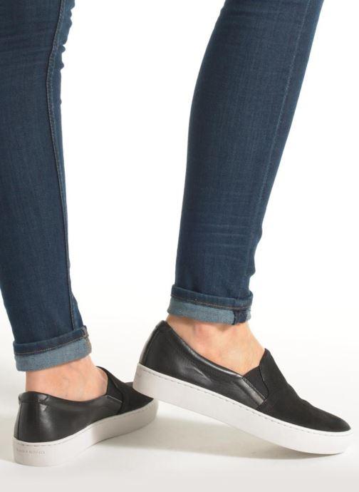 a0a1c18f031 Sneakers Vagabond Shoemakers ZOE SLIP-ON 4326-350 Svart bild från under