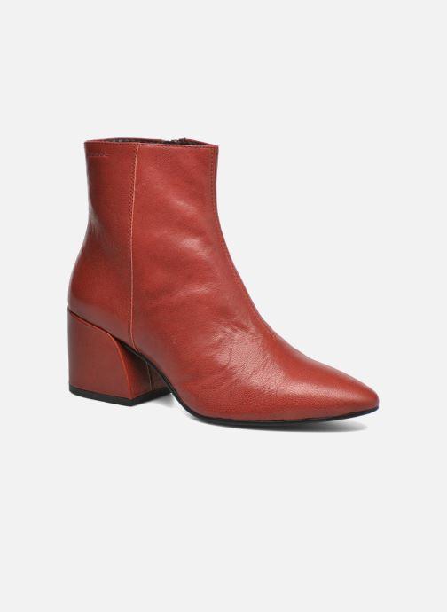 93d863e7a4e Bottines et boots Vagabond Shoemakers OLIVIA 4217-001 Rouge vue détail paire