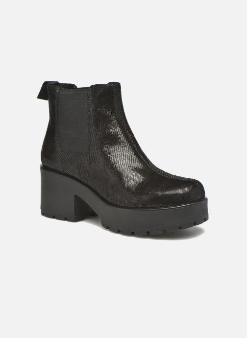 Botines  Vagabond Shoemakers DIOON 4247-208 Negro vista de detalle / par