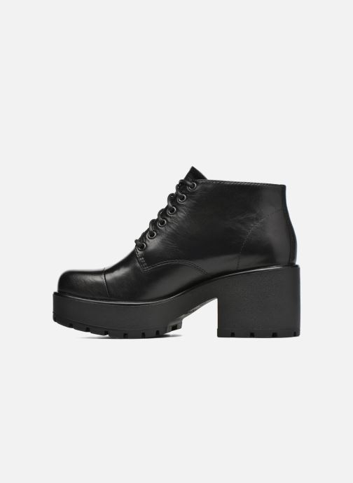 Bottines et boots Vagabond Shoemakers DIOON 4247-301 Noir vue face