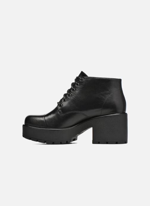 Botines  Vagabond Shoemakers DIOON 4247-301 Negro vista de frente