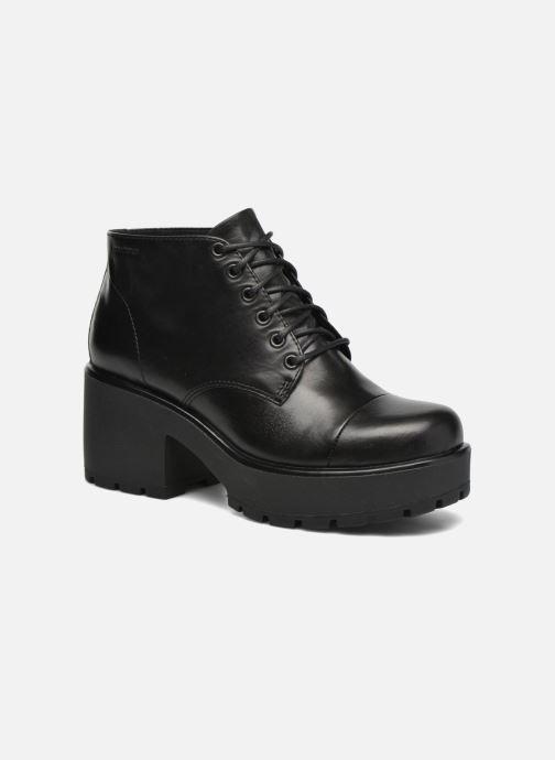 Botines  Vagabond Shoemakers DIOON 4247-301 Negro vista de detalle / par