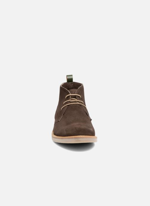 Boots en enkellaarsjes Kickers Tyl Bruin model