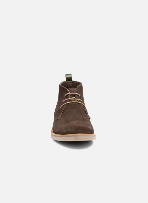 Stiefeletten & Boots Kickers Tyl braun schuhe getragen