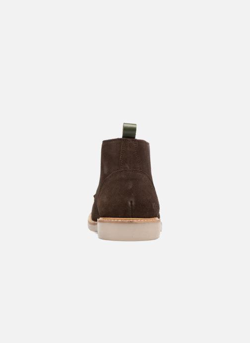 Stiefeletten & Boots Kickers Tyl braun ansicht von rechts
