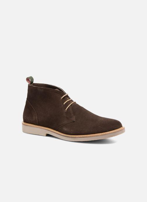 Boots en enkellaarsjes Kickers Tyl Bruin detail