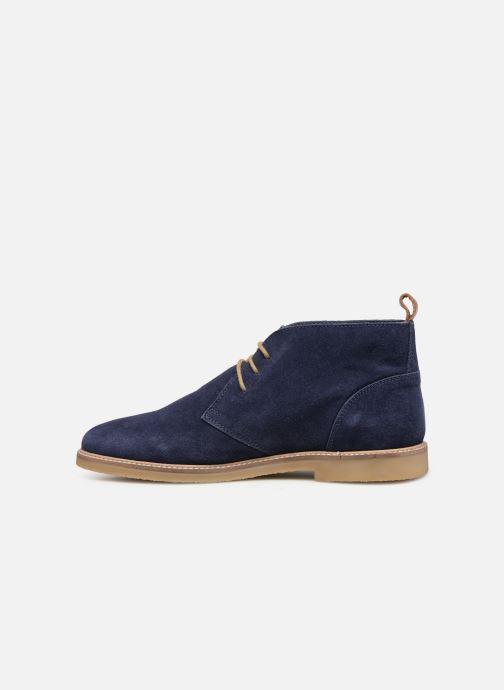 Boots en enkellaarsjes Kickers Tyl Blauw voorkant