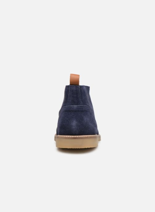 Boots en enkellaarsjes Kickers Tyl Blauw rechts