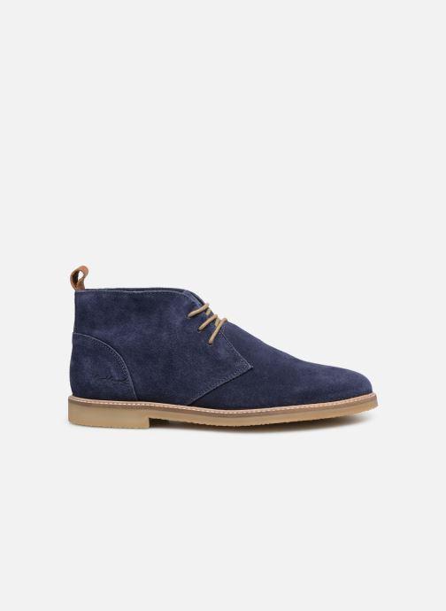 Boots en enkellaarsjes Kickers Tyl Blauw achterkant