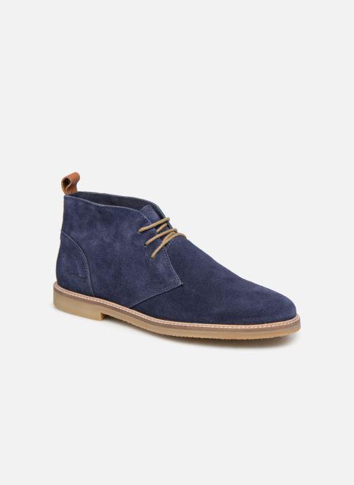 Bottines et boots Kickers Tyl Bleu vue détail/paire