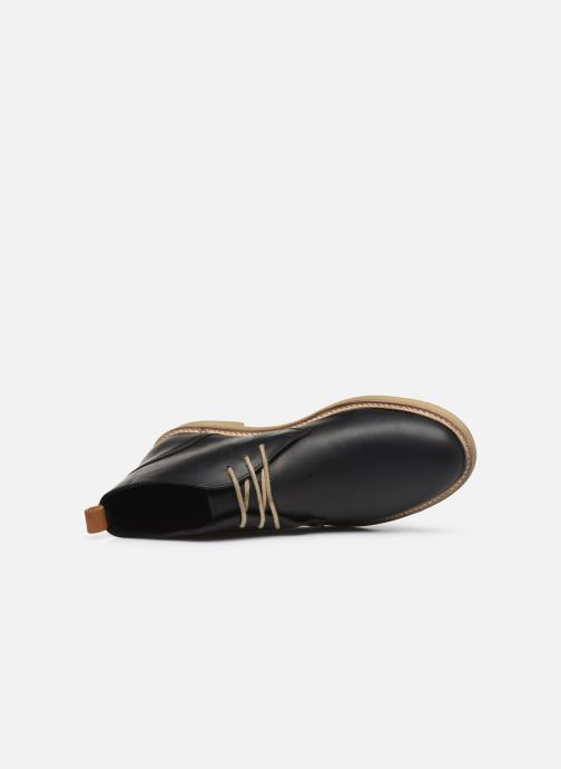 Boots en enkellaarsjes Kickers Tyl Zwart links