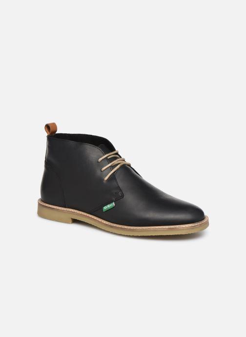 Bottines et boots Kickers Tyl Noir vue détail/paire