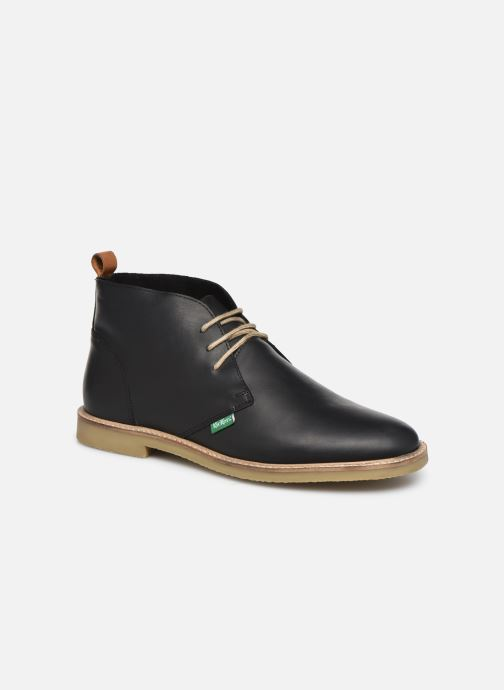 Boots en enkellaarsjes Kickers Tyl Zwart detail