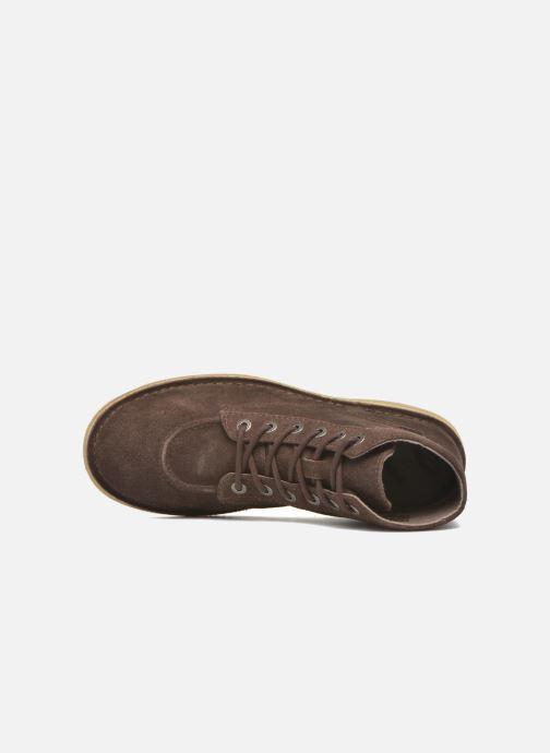 Kickers Orilegend (Marron) Bottines et boots chez Sarenza
