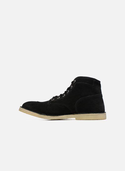 Boots en enkellaarsjes Kickers Orilegend Zwart voorkant