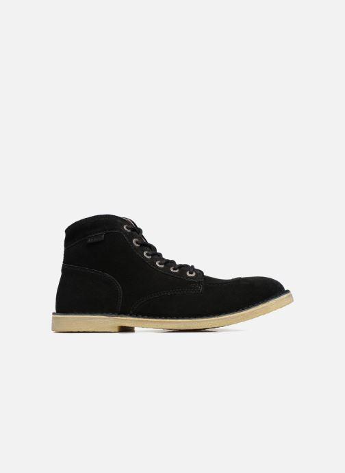Boots en enkellaarsjes Kickers Orilegend Zwart achterkant