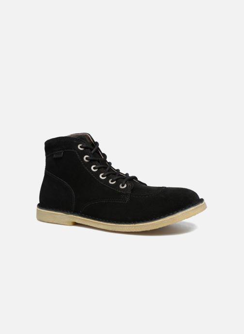 Boots en enkellaarsjes Kickers Orilegend Zwart detail