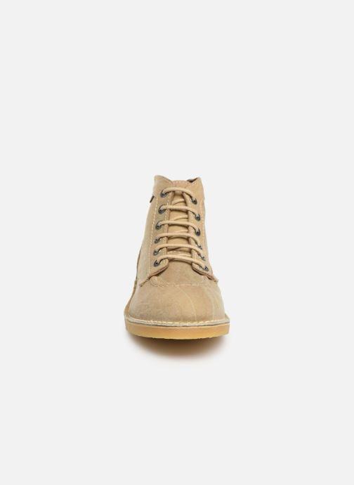 Boots en enkellaarsjes Kickers Orilegend Beige model