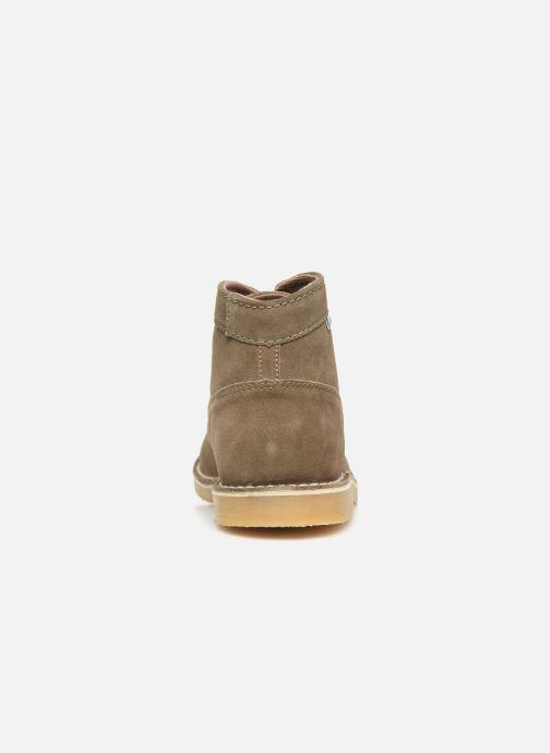 Bottines et boots Kickers Orilegend Vert vue droite