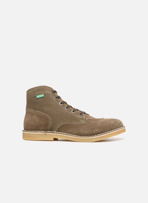 Bottines et boots Kickers Orilegend Vert vue derrière