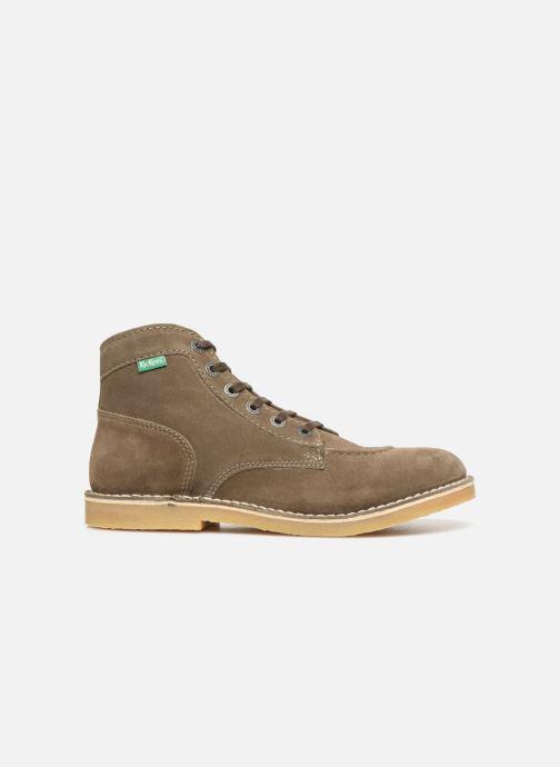Stiefeletten & Boots Kickers Orilegend grün ansicht von hinten