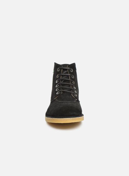 Bottines et boots Kickers Orilegend Noir vue portées chaussures