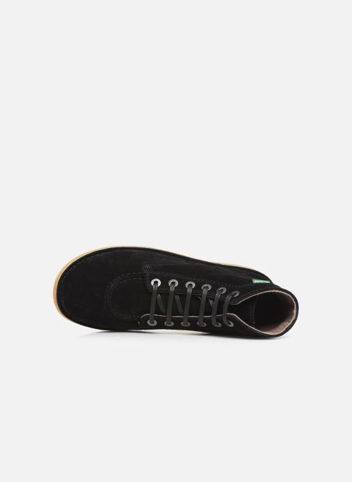 Bottines et boots Kickers Orilegend Noir vue gauche