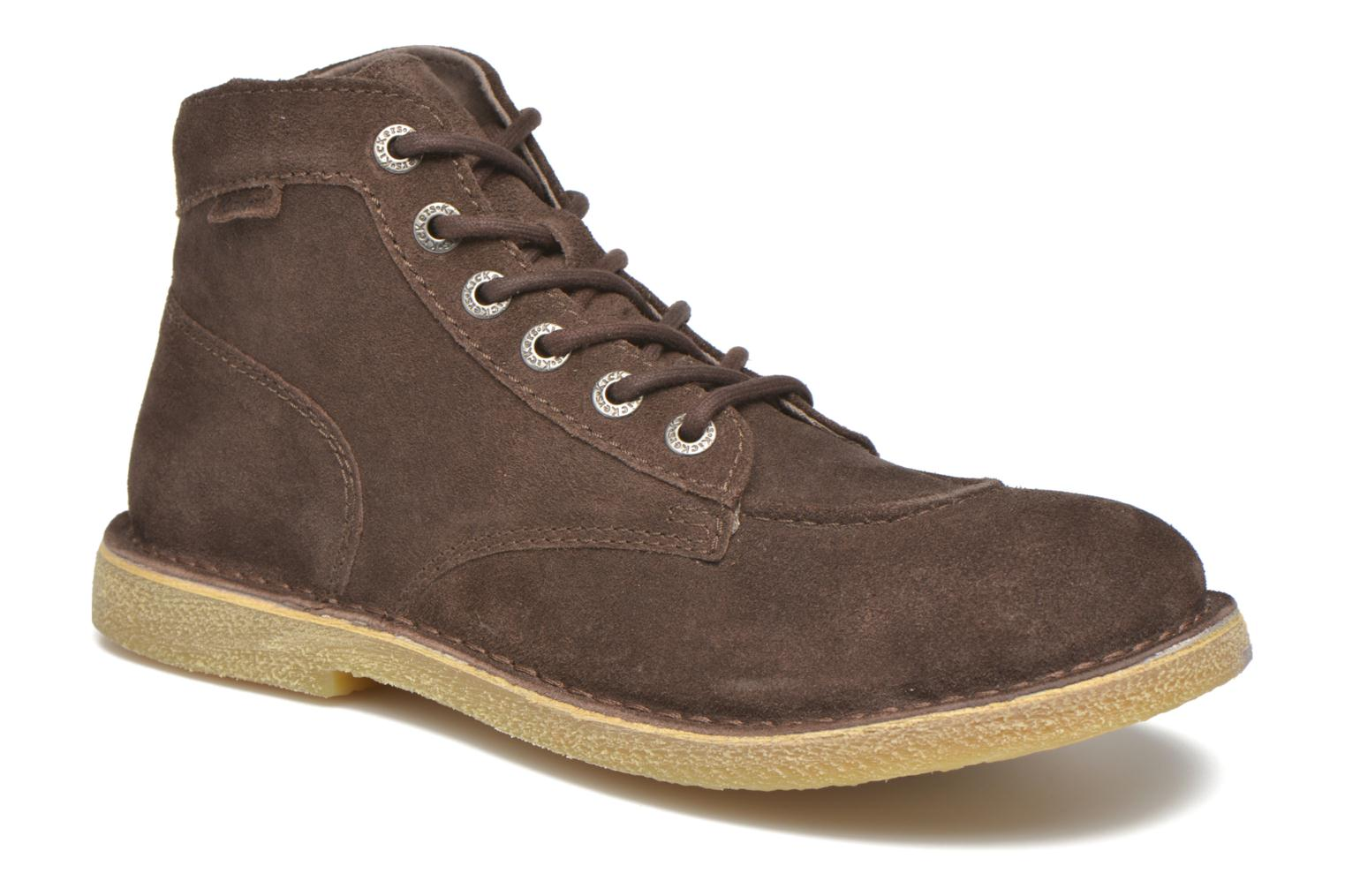 Bottines Boots 263697 Et Orilegend Kickers marron Sarenza Chez Ega8xqcw