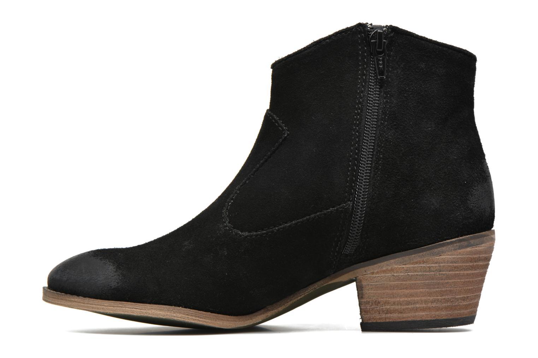 Bottines et boots Esprit Bake Tossel Noir vue face