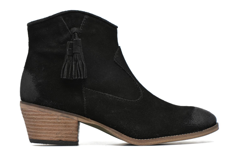 Bottines et boots Esprit Bake Tossel Noir vue derrière
