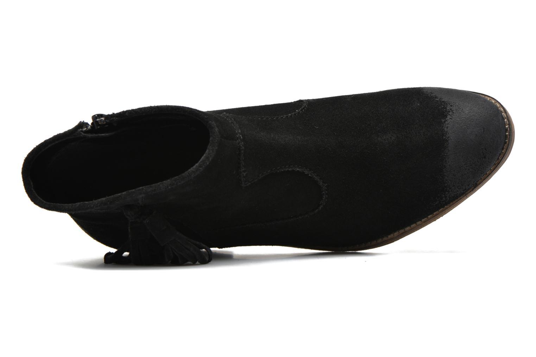 Bottines et boots Esprit Bake Tossel Noir vue gauche