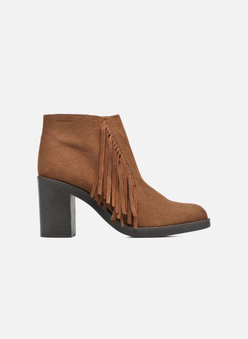 Bottines et boots Esprit Shane Fringes Marron vue derrière