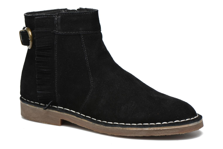 Zapatos casuales Fringes salvajes  Esprit Koa Fringes casuales (Negro) - Botines  en Más cómodo c406d1