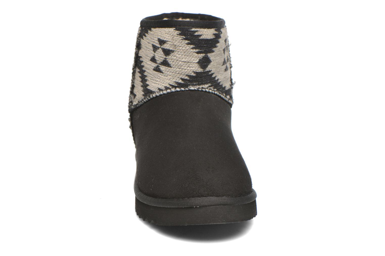 Boots en enkellaarsjes Esprit Uma Ethno Zwart model