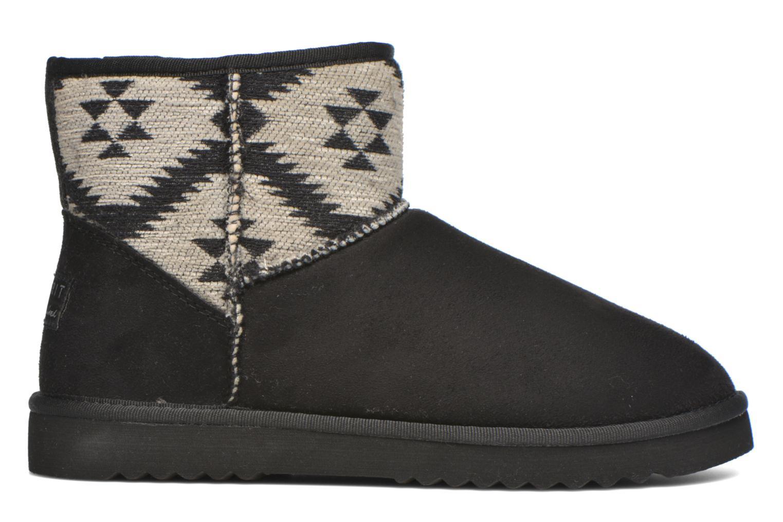 Boots en enkellaarsjes Esprit Uma Ethno Zwart achterkant