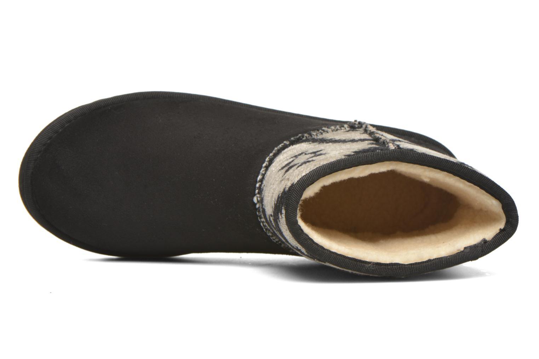 Boots en enkellaarsjes Esprit Uma Ethno Zwart links