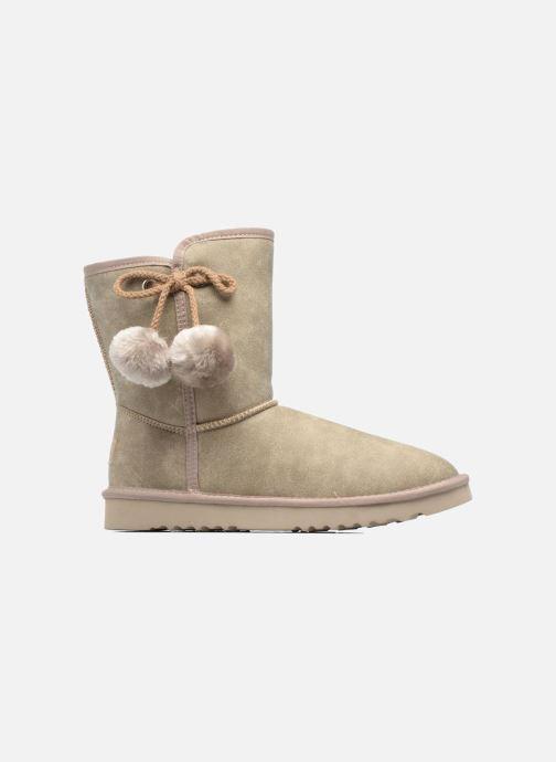 Boots en enkellaarsjes Esprit Uma Boot Grijs achterkant